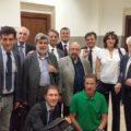 1a udienza Italicum - Tribunale di Roma ricorrenti e avvocati
