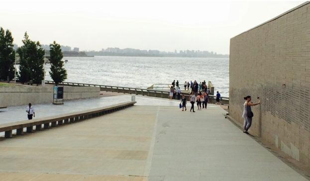 Monumento a la memoria, Buenos Aires
