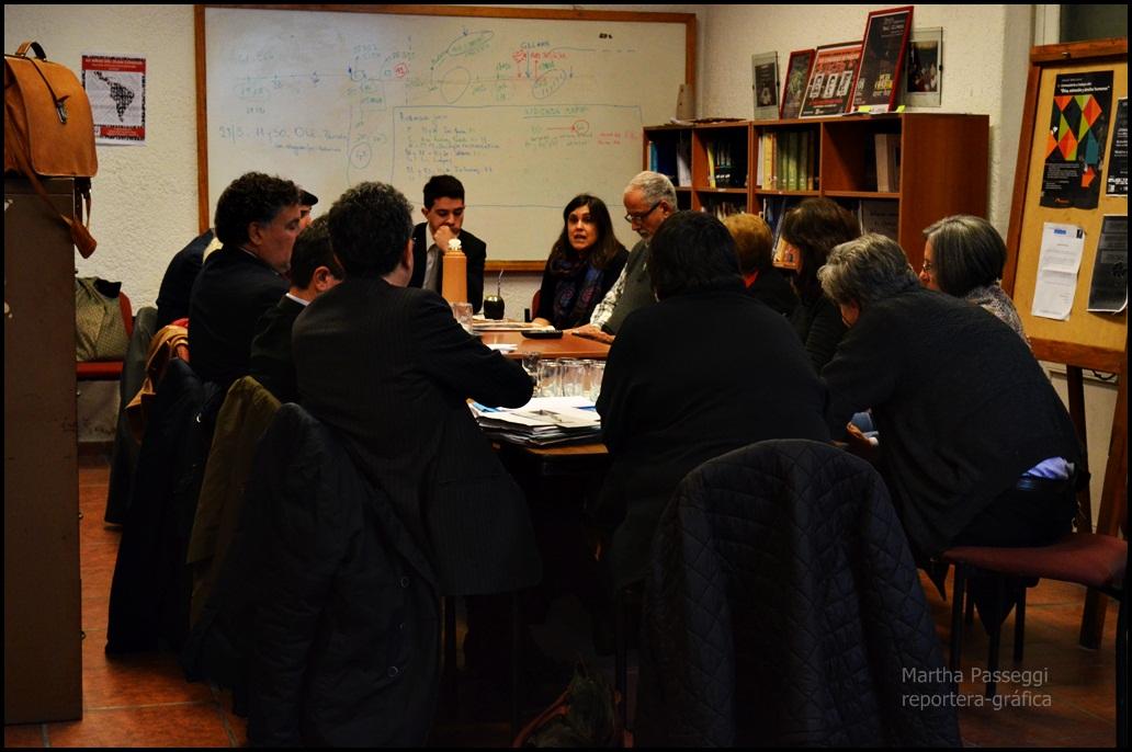Progetto Diritti e 24 marzo in Uruguay. Credits: Martha Passeggi