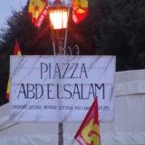 abd-el-salam manifestazione