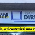 In Italia a ricostruirsi una vita